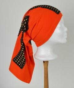 Schlauchhaube orange