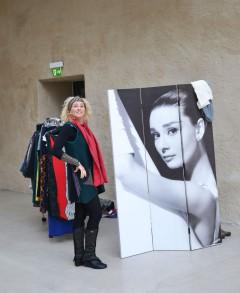 Fotoshooting Barbara, Gozzoburg Krems an der Donau Oktober 2014