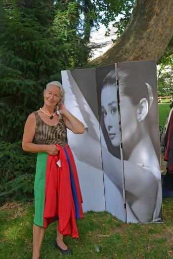 Fotoshooting Maragrete, Stadtpark  Krems an der Donau Juli 2014