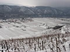 Winter am Höhenweg