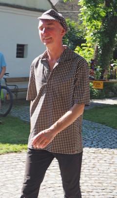 Wachaukaro-Hemd-Shirt für Herren